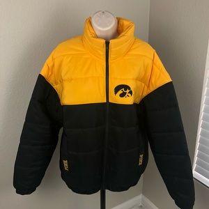 Victoria secret PINK 5th & Ocean Hawkeyes jacket